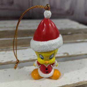 danbury mint Tweety Bird ornament holiday Xmas